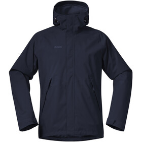 Bergans Ramberg Jas Heren, dark navy/nightblue